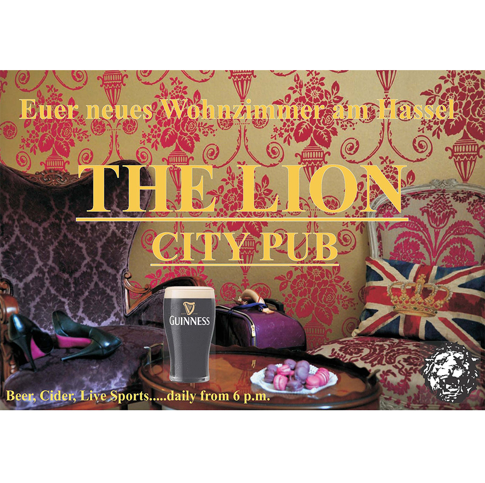 The Lion City Pub