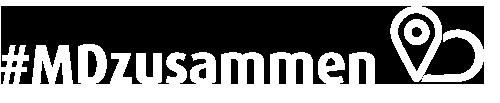 Logo mdzusammen